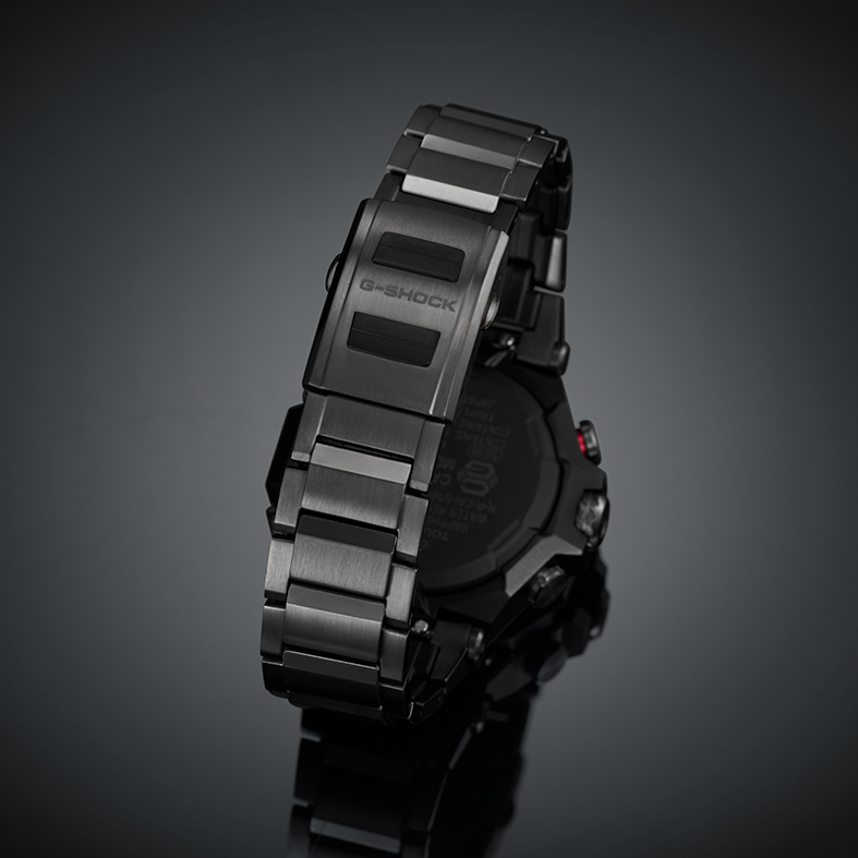 Zegarek męski Casio g-shock exclusive MTG-B2000BD-1A4ER - duże 8