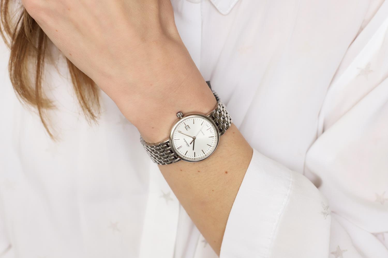 Zegarek damski Adriatica bransoleta A3170.5113Q - duże 3
