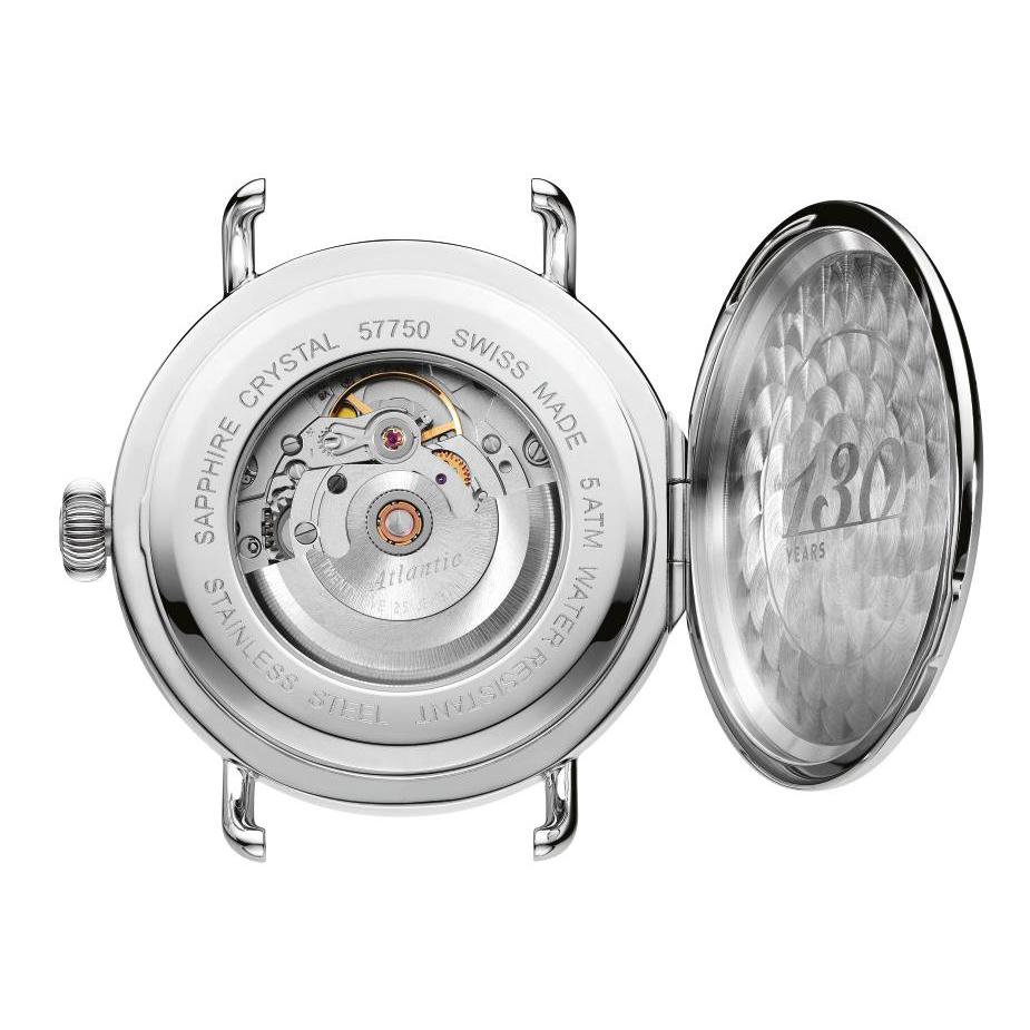 Zegarek męski Atlantic worldmaster 57750.41.65B - duże 2