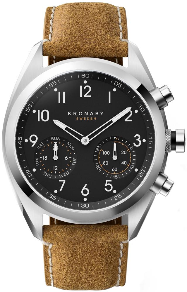 Zegarek męski Kronaby apex S3112-1-POWYSTAWOWY - duże 1