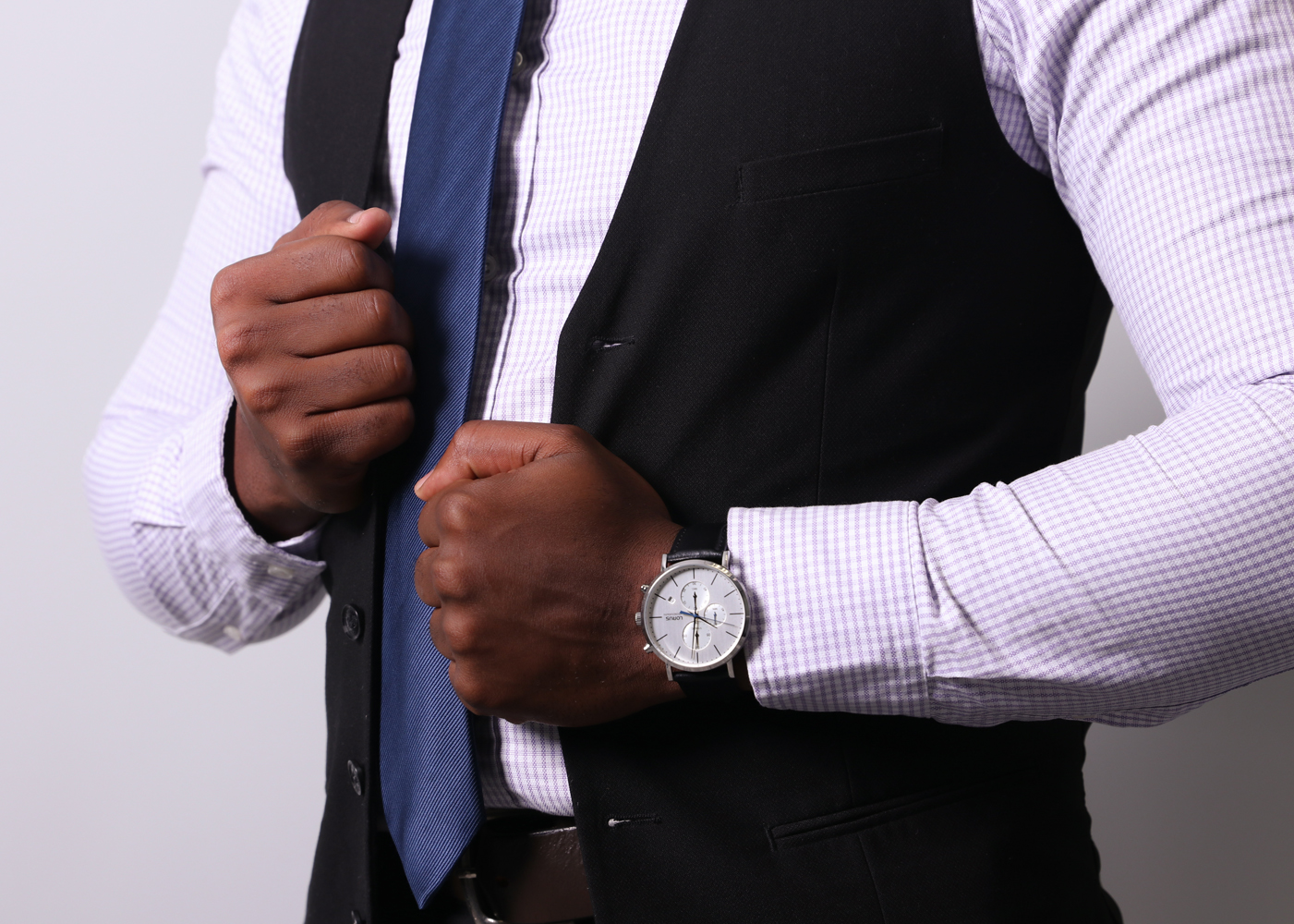 Zegarek męski Lorus klasyczne RM327FX9 - duże 1