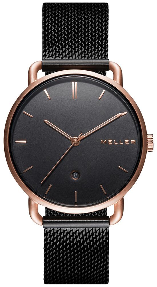 Zegarek damski Meller denka W3R-2BLACK - duże 1