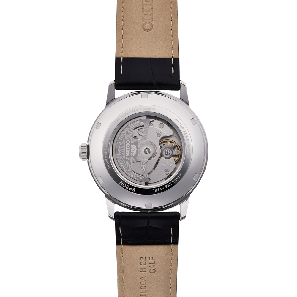 Zegarek męski Orient contemporary RA-AC0F05B10B - duże 3