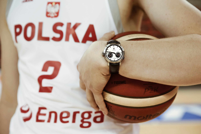 Zegarek męski Aerowatch renaissance Renaissance Polish Basketball - duże 11