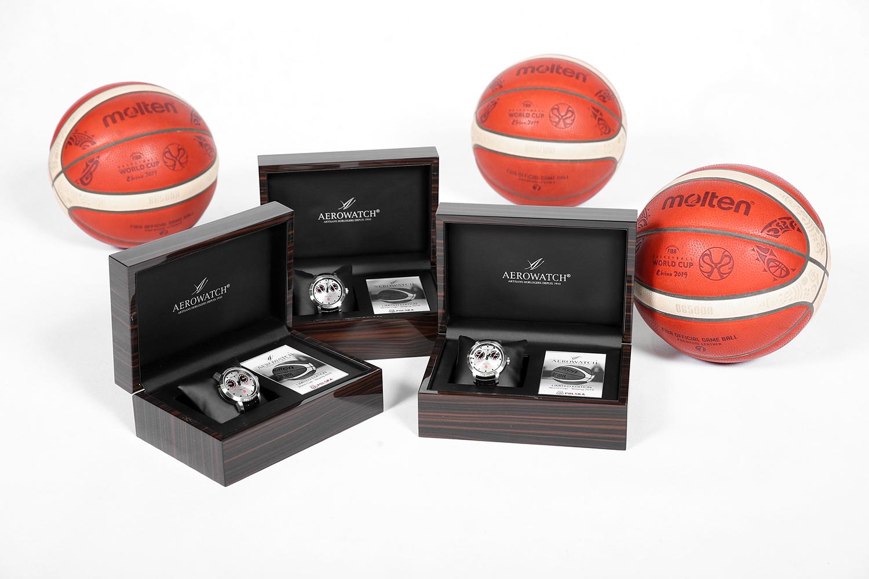 Zegarek męski Aerowatch renaissance Renaissance Polish Basketball - duże 2