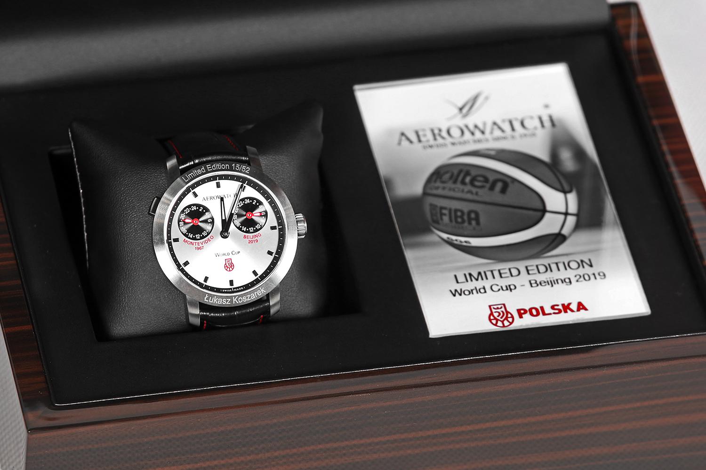 Zegarek męski Aerowatch renaissance Renaissance Polish Basketball - duże 3