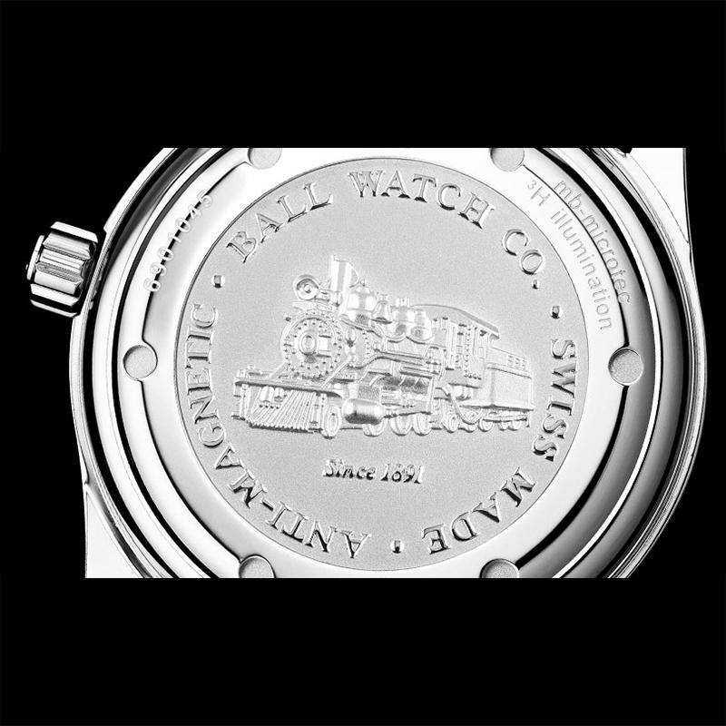 Zegarek męski Ball engineer iii NM9126C-S14J-BE - duże 2