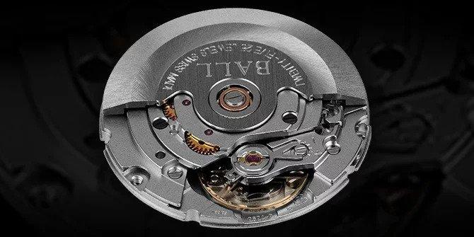 Zegarek męski Ball fireman NM2188C-S20J-BK - duże 2