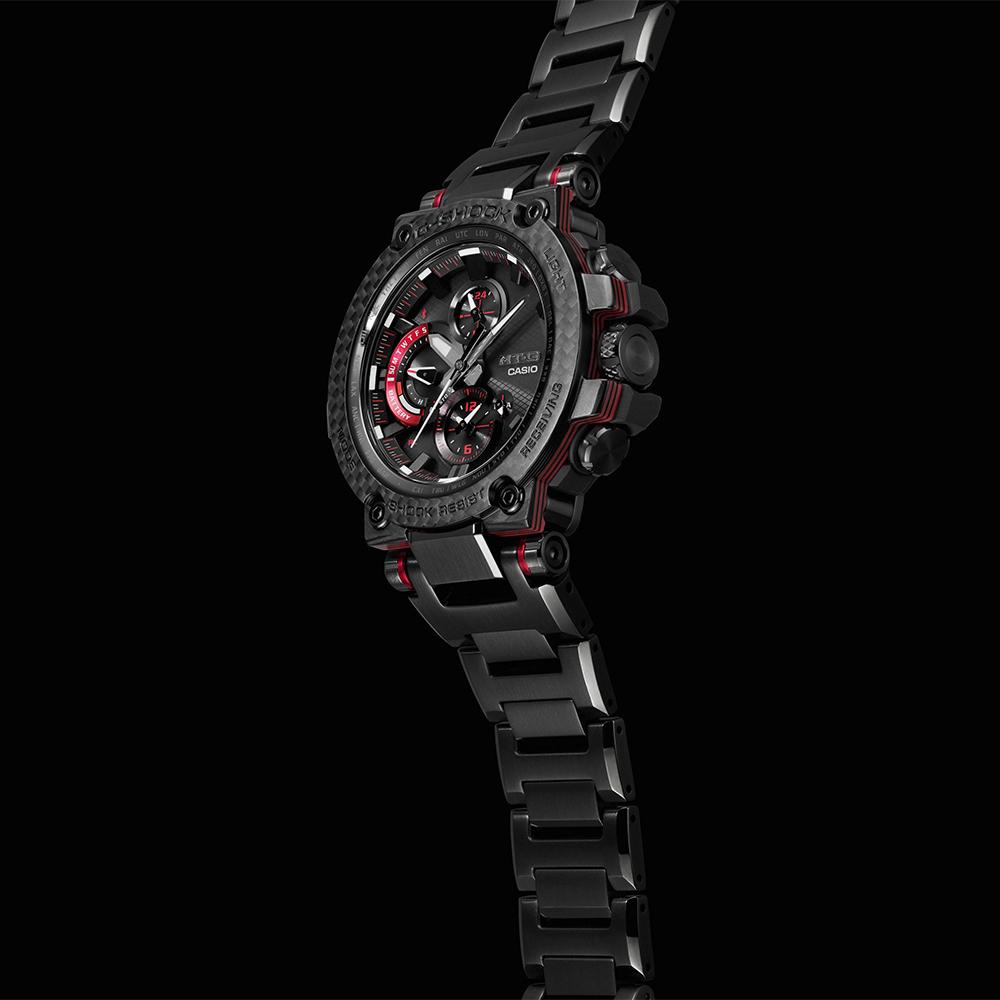 Zegarek męski Casio g-shock MTG-B1000XBD-1AER - duże 2