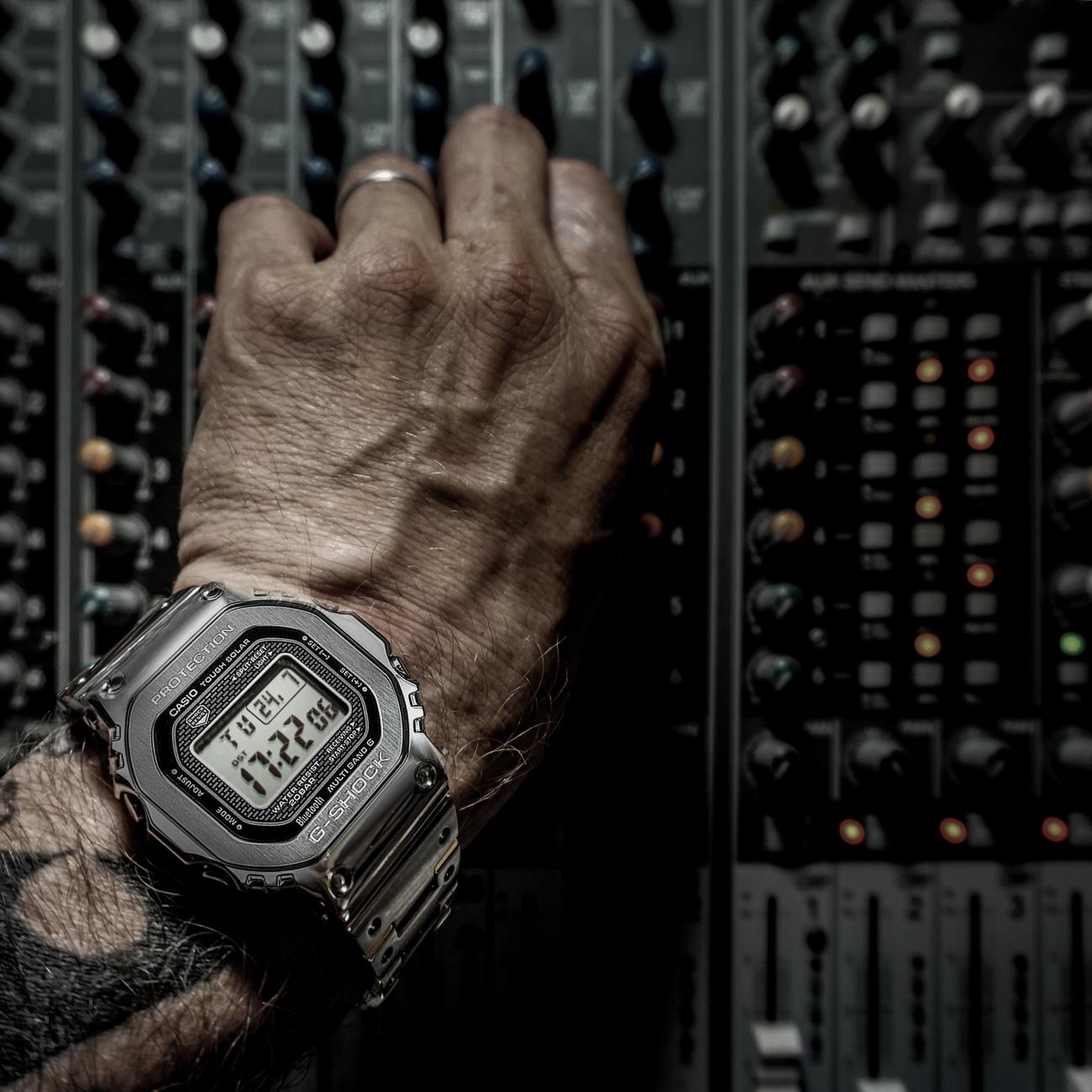 Zegarek męski Casio g-shock specials GMW-B5000D-1ER - duże 7