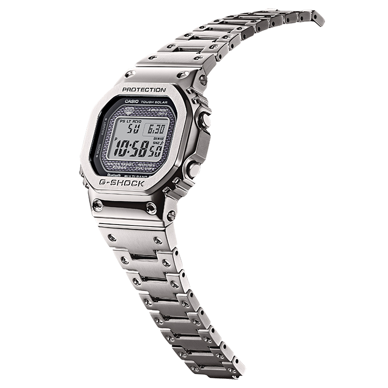 Zegarek męski Casio g-shock specials GMW-B5000D-1ER - duże 2