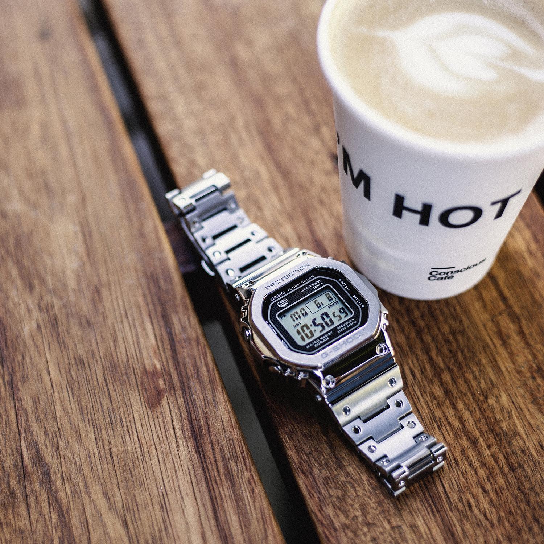 Zegarek męski Casio g-shock specials GMW-B5000D-1ER - duże 4