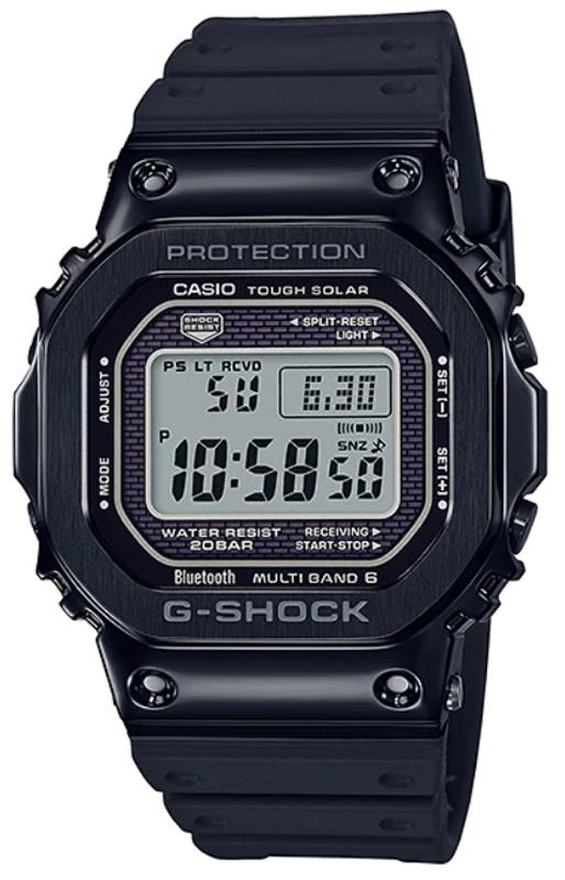 Zegarek męski Casio g-shock specials GMW-B5000G-1ER - duże 1