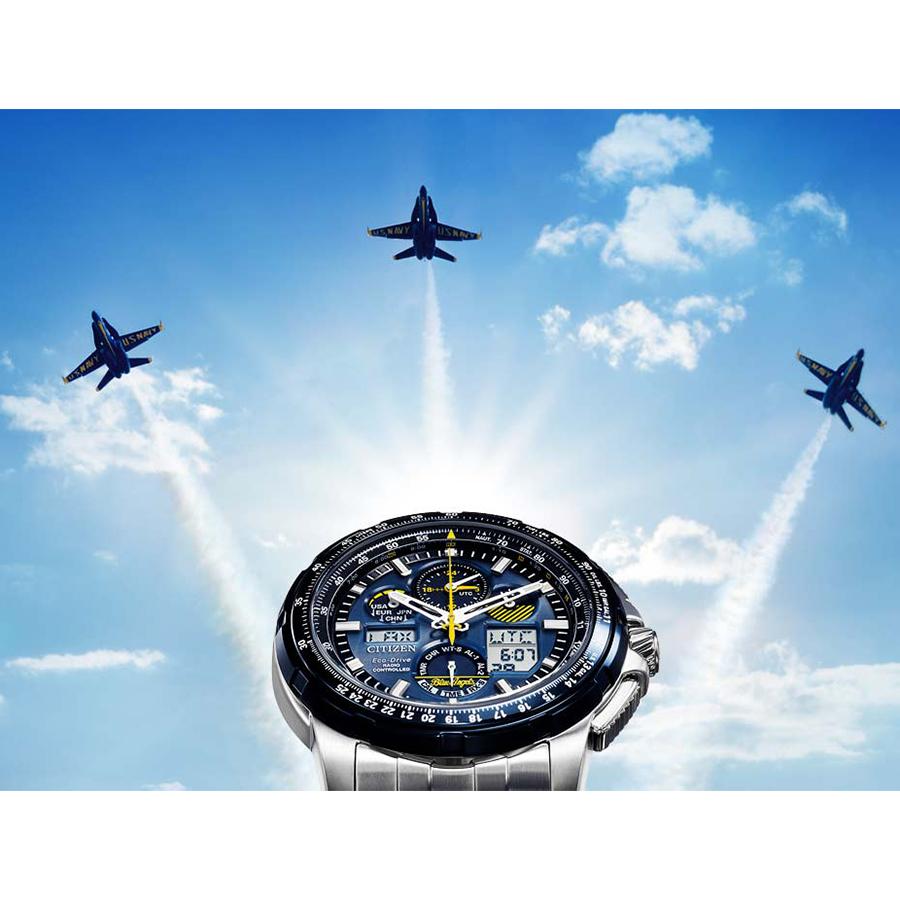 Zegarek męski Citizen promaster JY8058-50L - duże 2