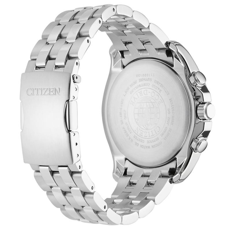 Zegarek męski Citizen radio controlled AT9030-55E - duże 2