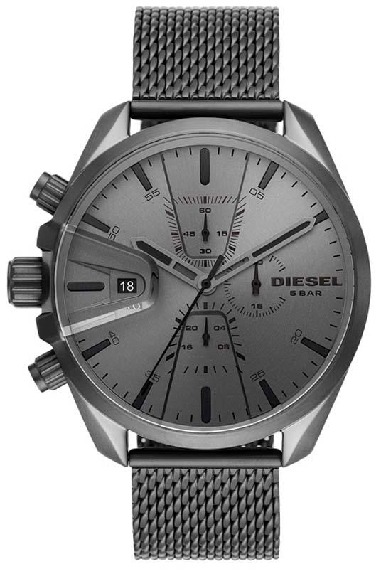 Zegarek męski Diesel ms9 chrono DZ4528 - duże 1