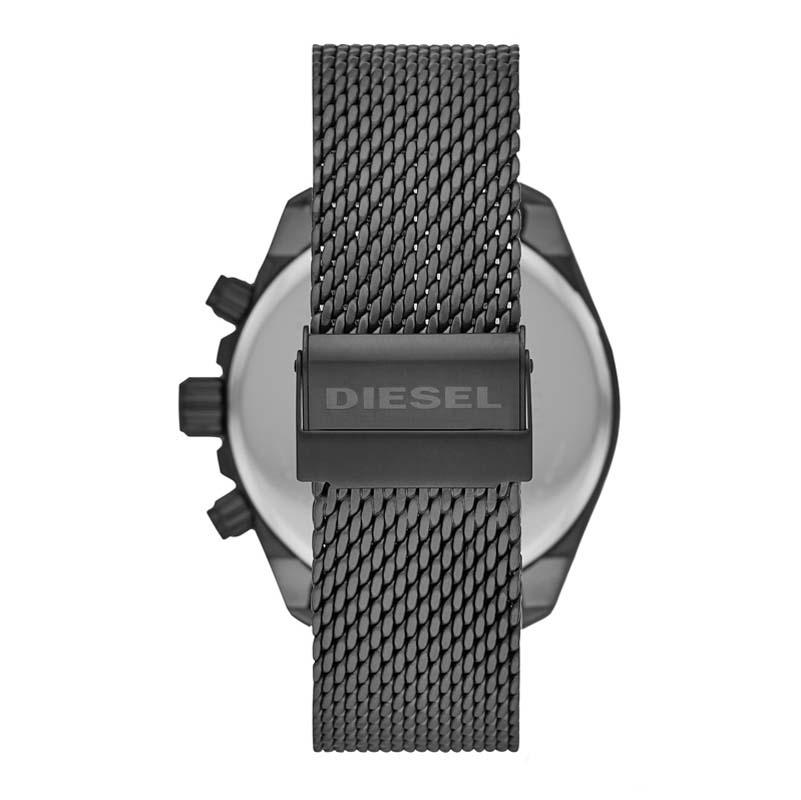 Zegarek męski Diesel ms9 chrono DZ4528 - duże 2