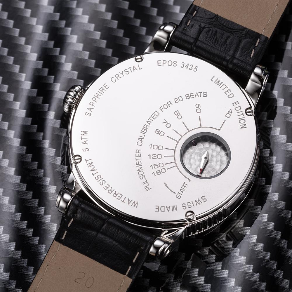 Zegarek męski Epos oeuvre d'art 3435.313.20.25.25 - duże 6