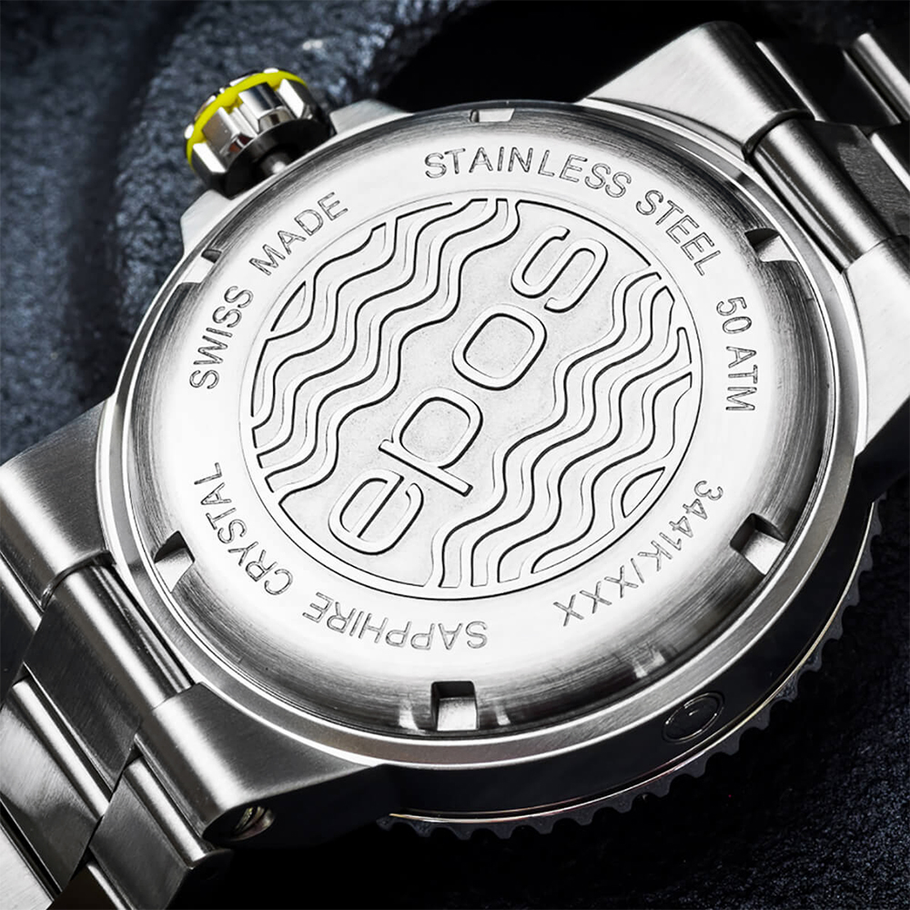 Zegarek męski Epos sportive 3441.131.20.55.30 - duże 1