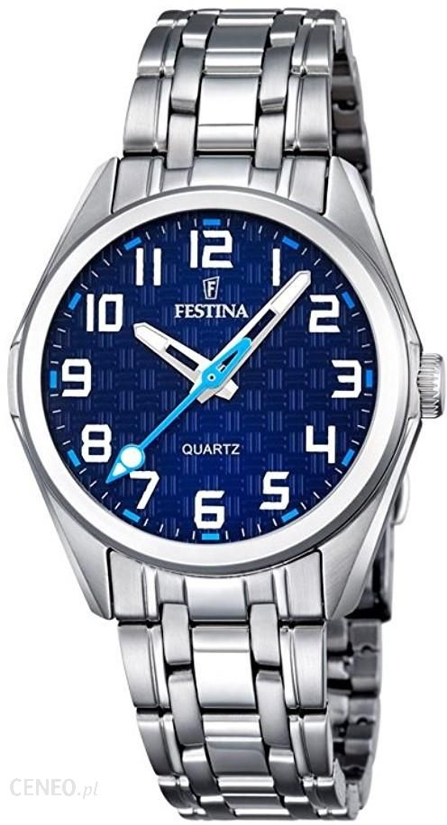 Zegarek męski Festina junior F16903-2 - duże 1