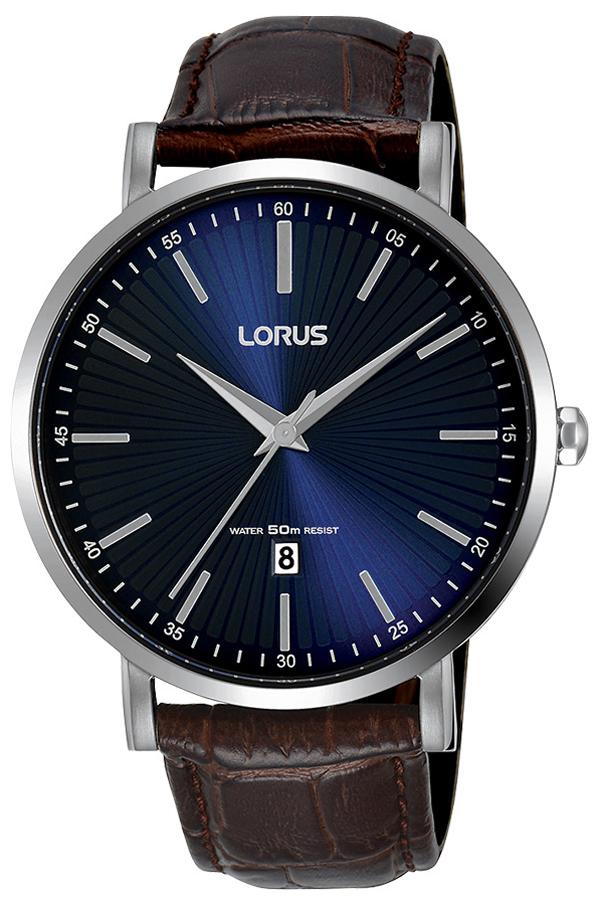 Zegarek męski Lorus klasyczne RH971LX8 - duże 1