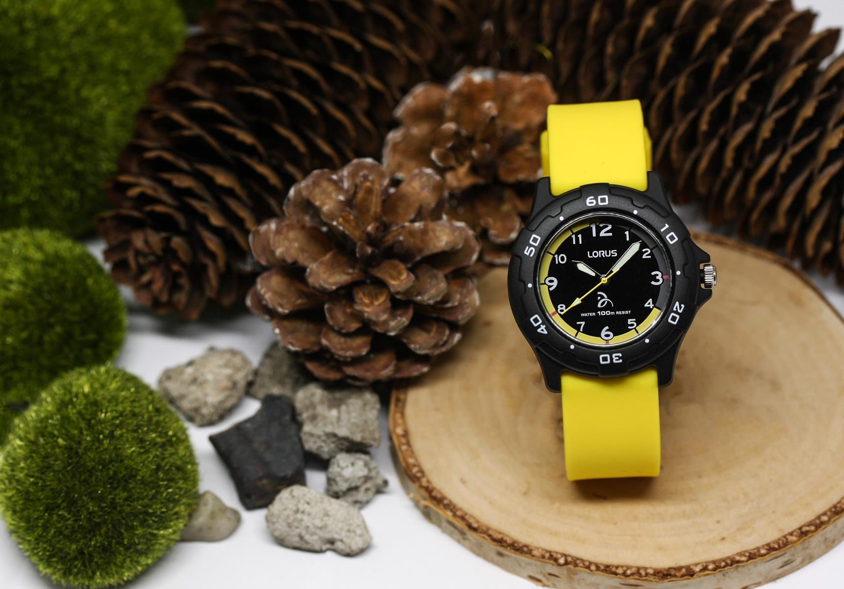 Zegarek dla chłopca Lorus dla dzieci RRX23GX9 - duże 1