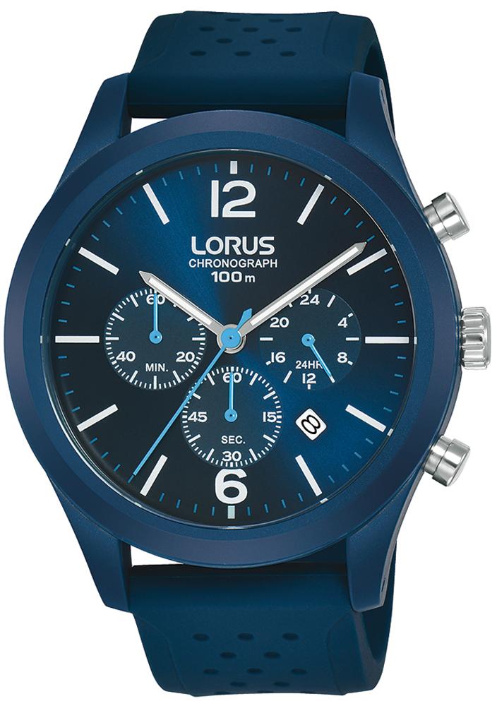 Zegarek męski Lorus sportowe RT355HX9 - duże 1