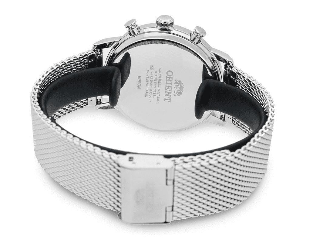 Zegarek męski Orient classic RA-KV0401L10B - duże 4