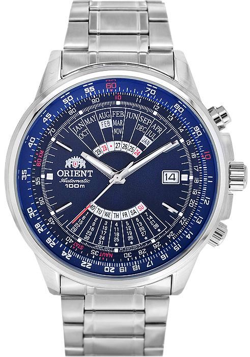 Zegarek męski Orient sports FEU07008DX - duże 1