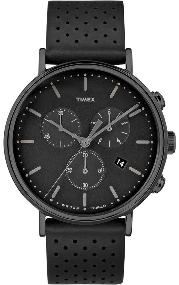 Zegarek męski Timex fairfield TW2R26800 - duże 1