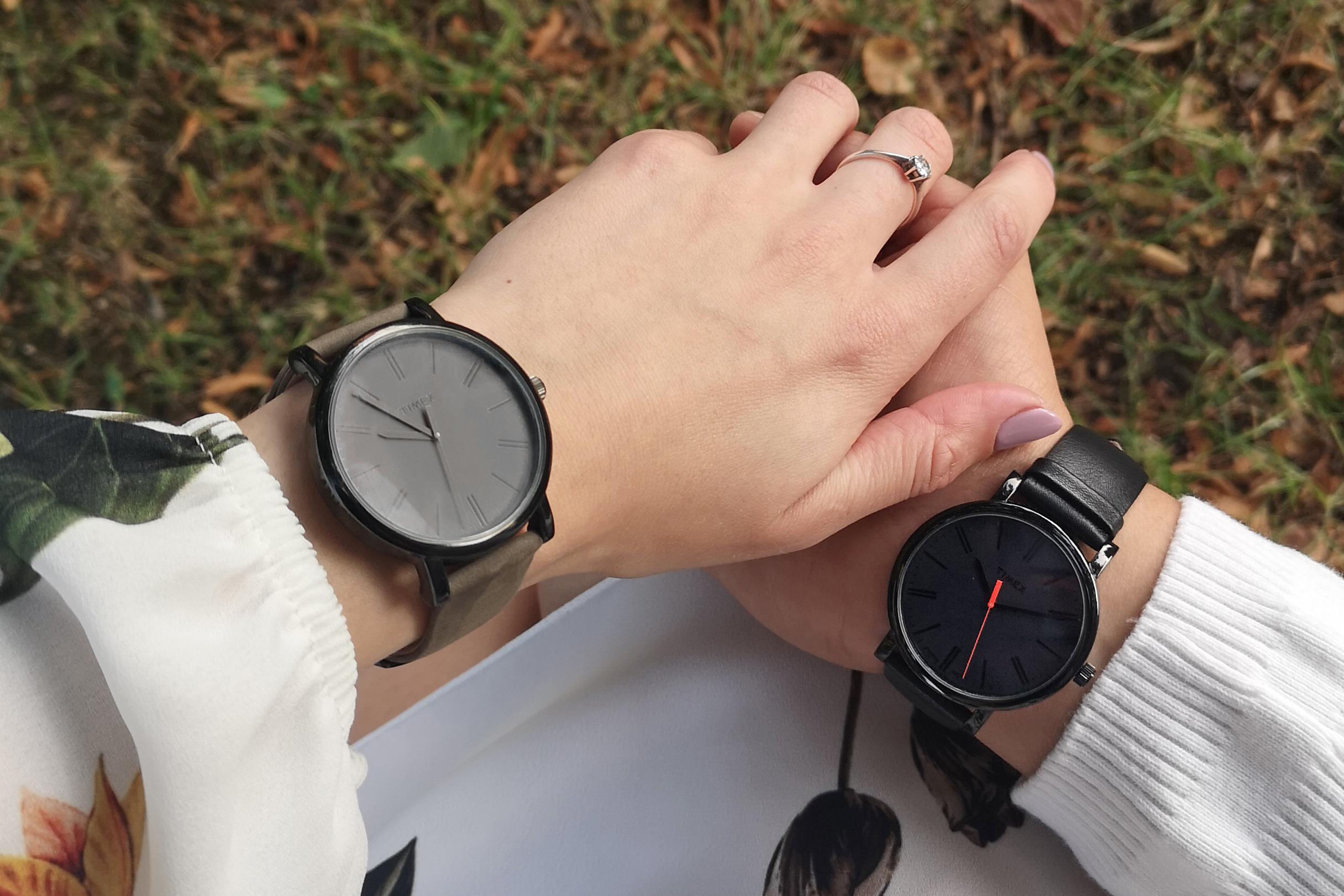 Zegarek męski Timex originals T2N794 - duże 3