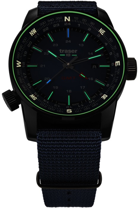 Zegarek męski Traser p68 pathfinder TS-109034 - duże 1