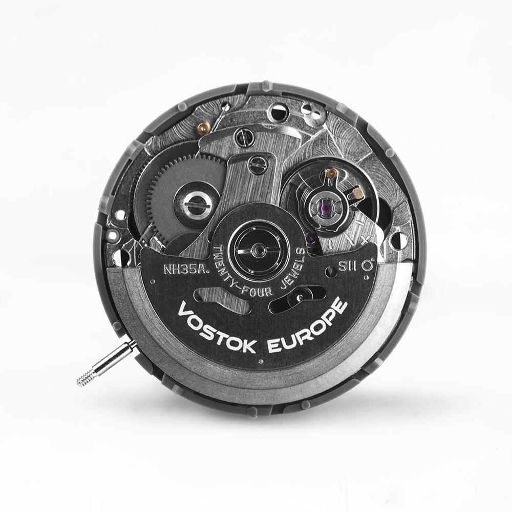Zegarek męski Vostok Europe energia rocket NH35A-575A279 - duże 2