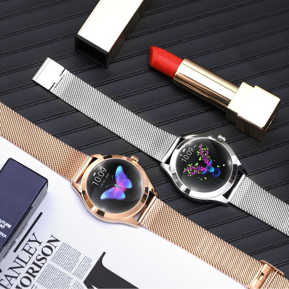 Zegarek damski Rubicon smartwatch RNBE37RIBX05AX - duże 8