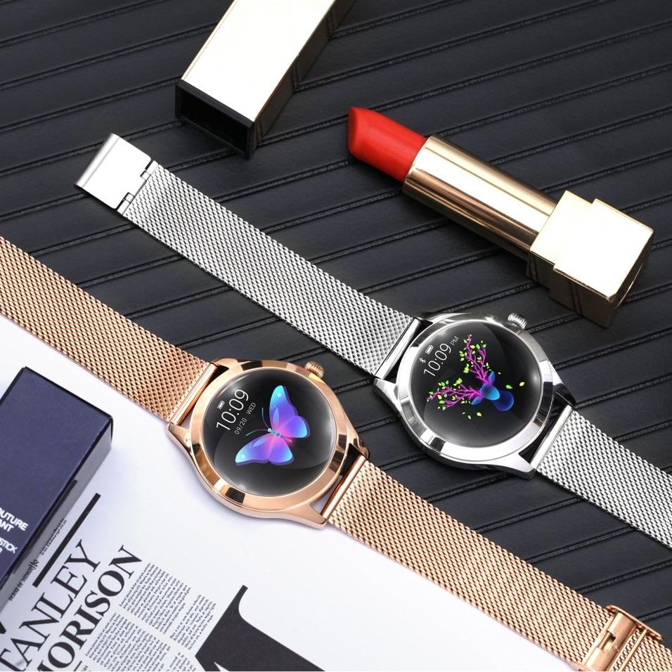 Zegarek damski Rubicon smartwatch RNBE37SIBX05AX - duże 7