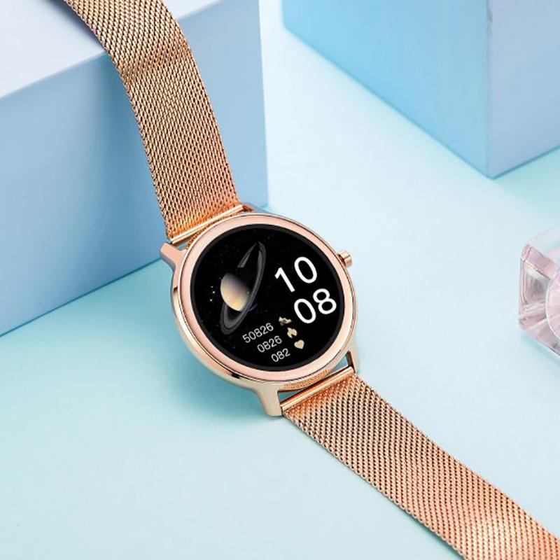 Zegarek damski Rubicon smartwatch SMARUB055 - duże 6