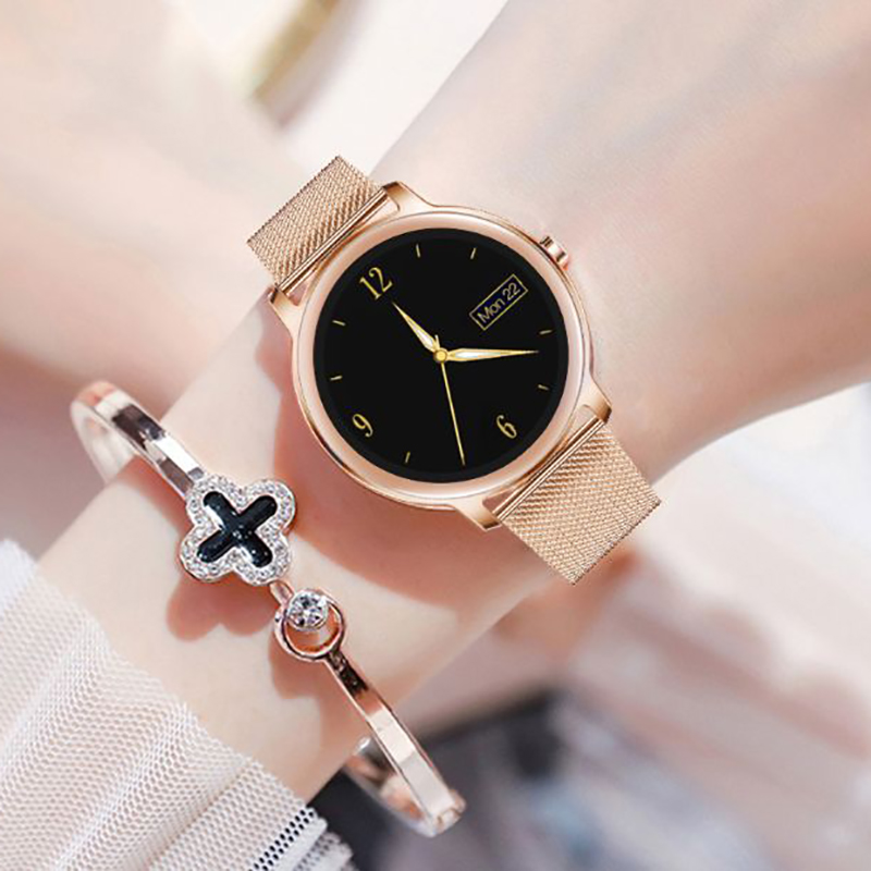 Zegarek damski Rubicon smartwatch SMARUB055 - duże 10
