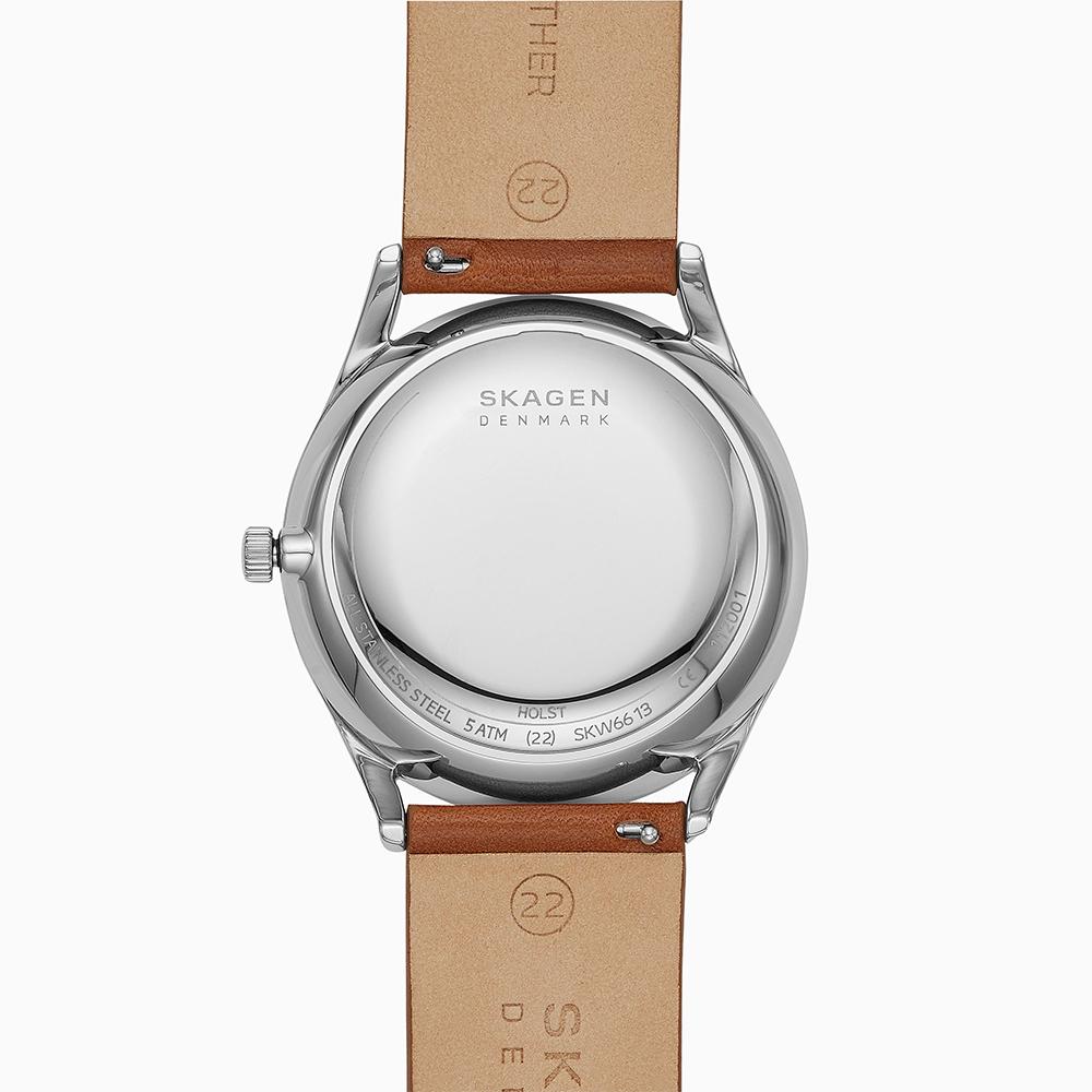 Zegarek męski Skagen holst SKW6613 - duże 3