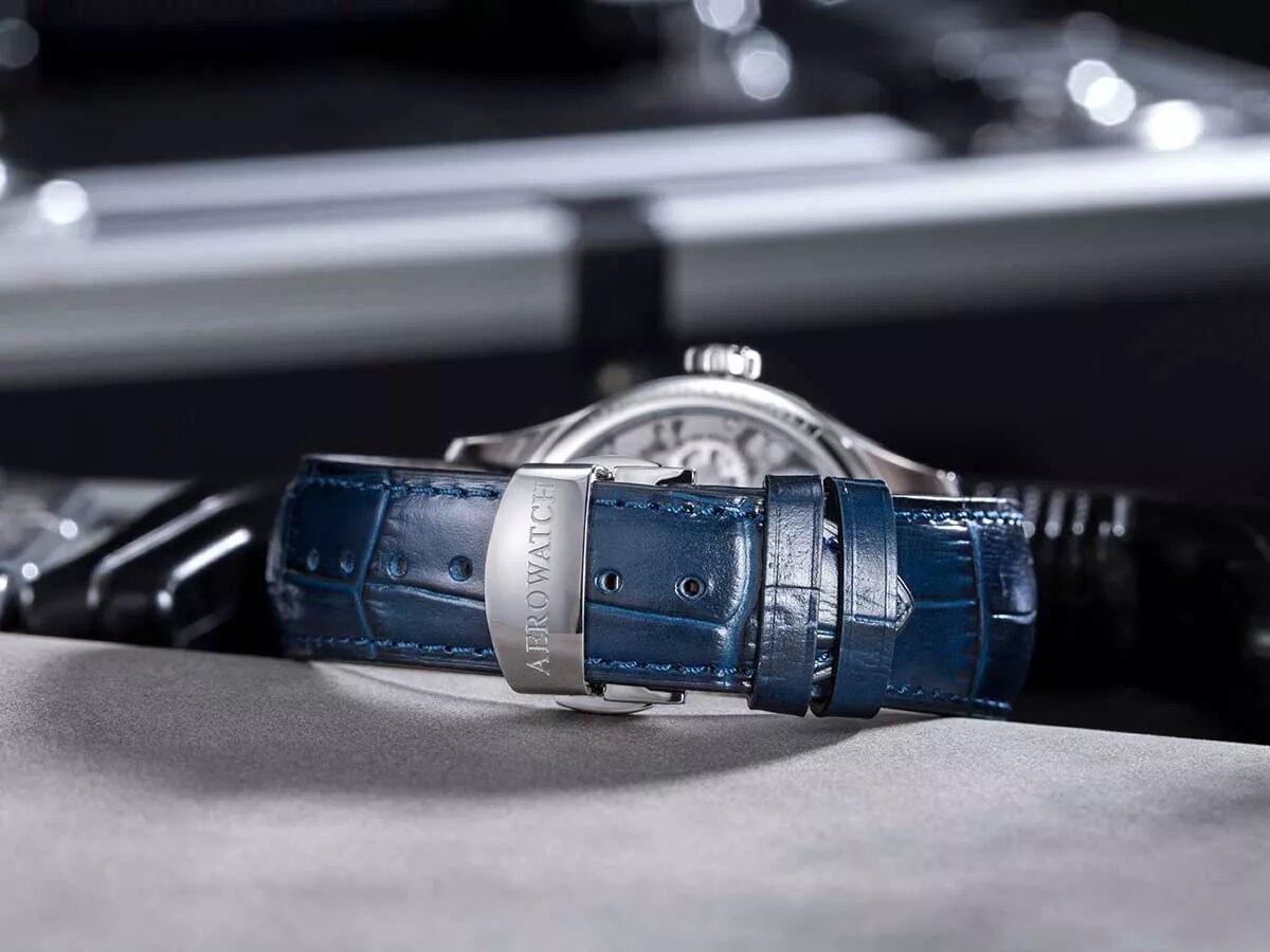 Zegarek męski Aerowatch renaissance 50981-AA19 - duże 5