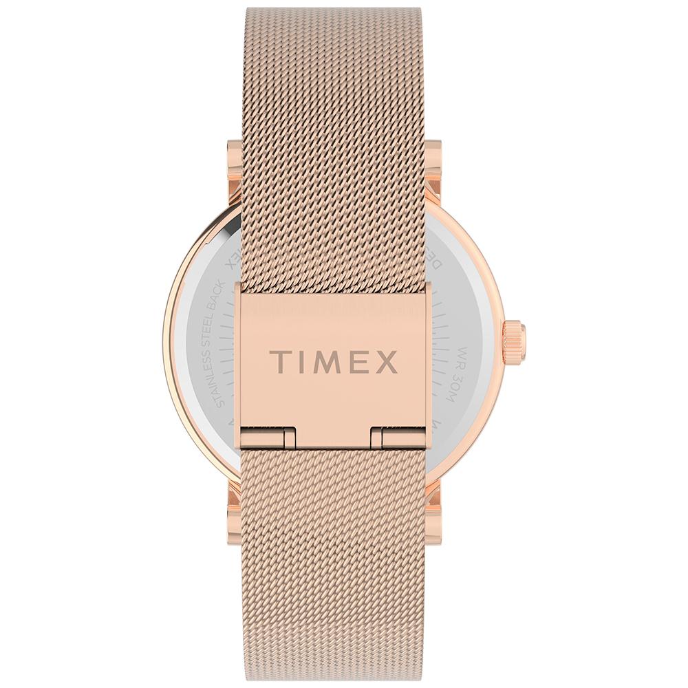 Zegarek damski Timex originals TW2U05500 - duże 4