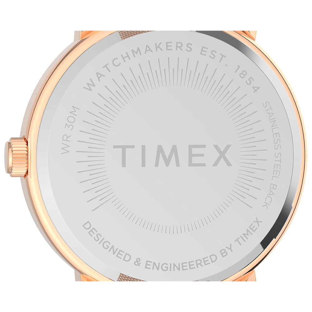Zegarek damski Timex originals TW2U05500 - duże 2