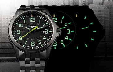 Zegarek męski Traser p67 officer pro TS-107869 - duże 2