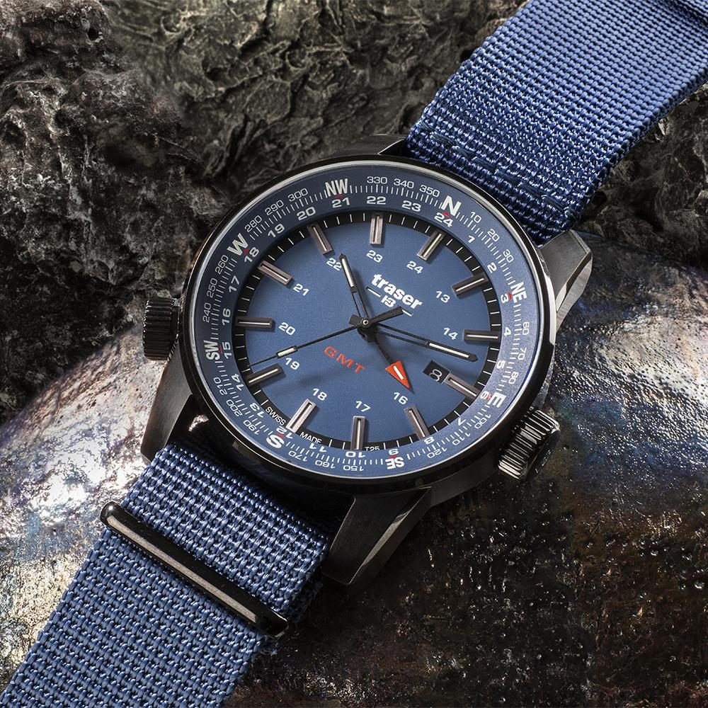 Zegarek męski Traser p68 pathfinder TS-109034 - duże 4