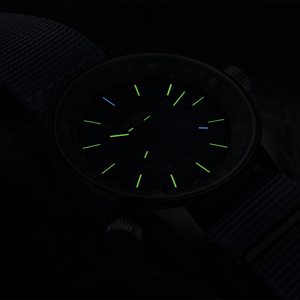 Zegarek męski Traser p68 pathfinder TS-109034 - duże 3