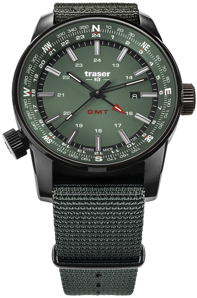 Zegarek męski Traser p68 pathfinder TS-109035 - duże 1