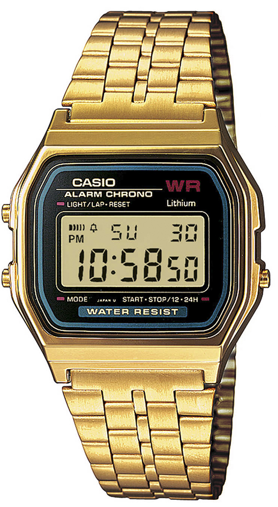 Zegarek damski Casio vintage midi A159WGEA-1EF - duże 1