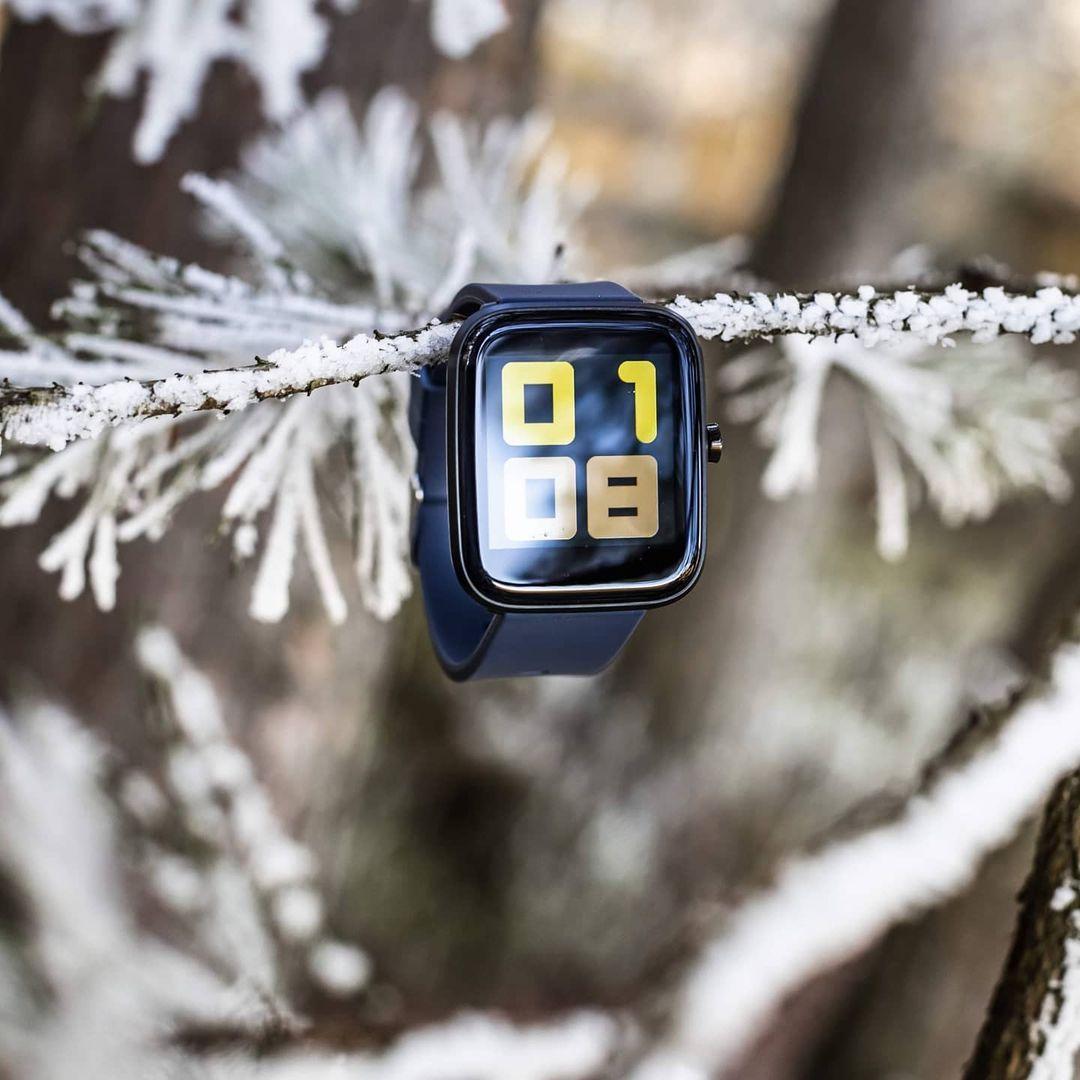 Zegarek unisex Vector Smart smartwatch VCTR-31-01BK-S1NB - duże 2