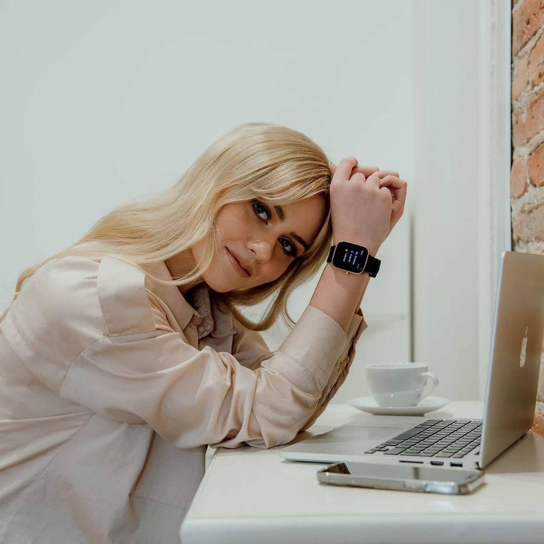 Zegarek unisex Vector Smart smartwatch VCTR-31-01RG-S3BK - duże 2
