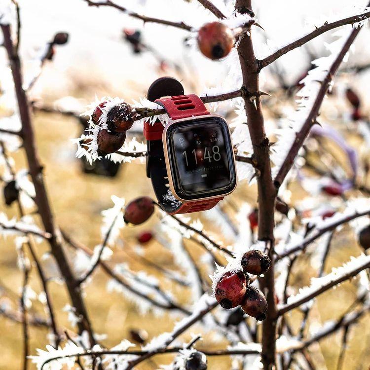 Zegarek unisex Vector Smart smartwatch VCTR-31-01RG-S4RD - duże 5