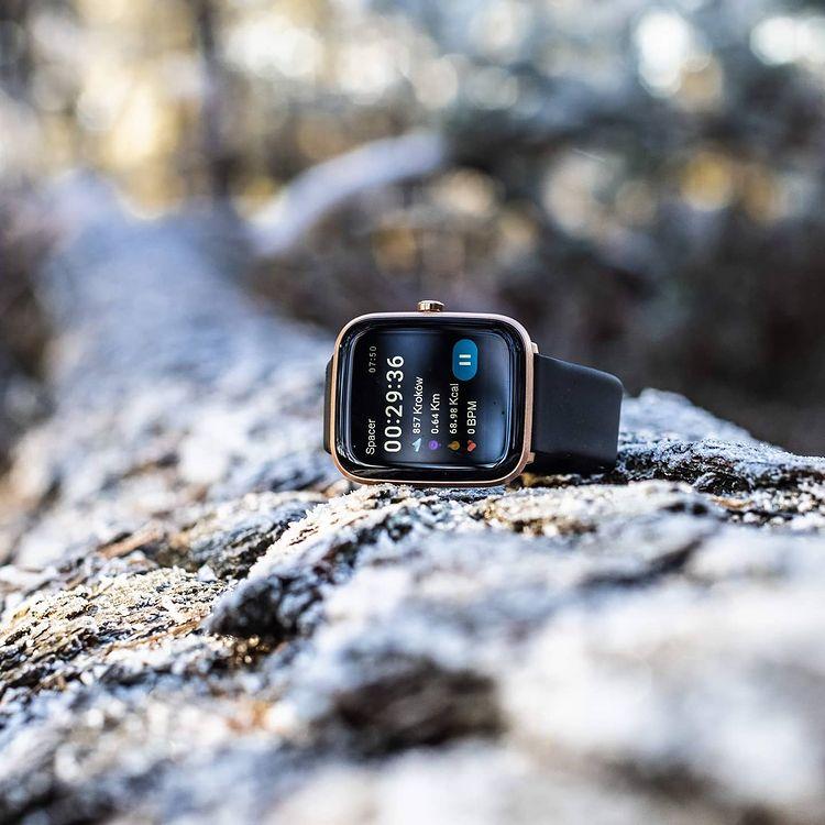 Zegarek unisex Vector Smart smartwatch VCTR-33-03RG-S1NB - duże 2